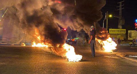 منذ ساعات الأمس حتى فجر اليوم: اعتقال 82 شابًا عربيًا خلال الاحتجاجات