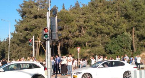 سخنين: تظاهرة يهود وعرب لتهدئة الأوضاع