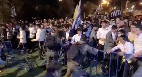 أنباء عن نوايا اليمين المتطرف لتنظيم مظاهرة في الناصرة اليوم