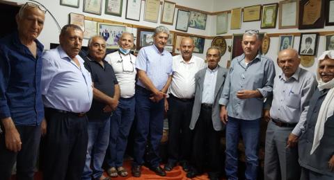 اجتماع سكرتارية لجنة المبادرة العربية الدرزية يدين العدوان الاحتلالي على القدس الشريف