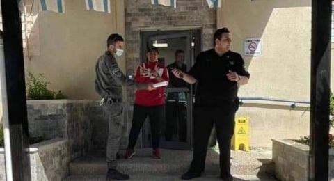 تمديد اعتقال الناشطة حمامة جربان!