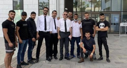 تمديد اعتقال متظاهري وادي عارة حتى الخميس