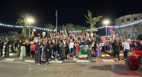 رغم سقوط الصواريخ في محيطها:الكطيرة تتضامن مع القدس