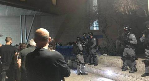 تمديد اعتقال الشيخ كمال خطيب لمدة خمسة أيام