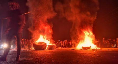 خلال الليلة الأخيرة: اعتقال 151 شابًا عربيًا على أثر الاحتجاجات