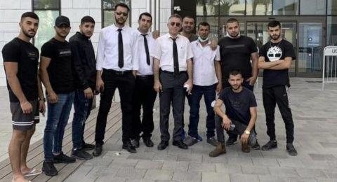 محكمة الصلح بالخضيرة تمدد اعتقال 4 شبان وتحويل اثنين للحبس المنزلي بعد الأحداث يوم أمس في بلدات وادي عارة