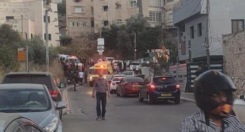 ام الفحم: اطلاق نار في حي الشرفة واصابة شاب بجراح خطيرة