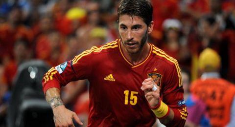 ريال مدريد يعلن إصابة راموس مجددًا