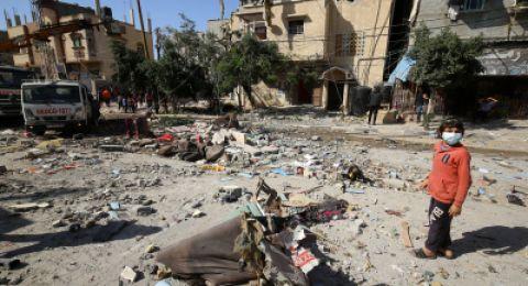 حصيلة العدوان على غزة: 103 شهداء بينهم 27 طفلا و11 سيدة
