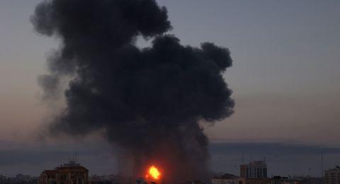 145 شهيداً و1100 جريح خلال ستة أيام من العدوان الإسرائيلي على القطاع