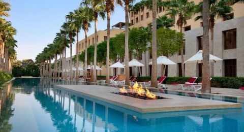 جولة على أفخم الفنادق في الأردن