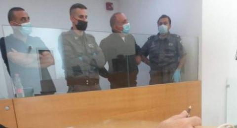 حصيلة عدد المعتقلين منذ يوم أمس وتمديد اعتقال زهير كركبي ومراد حداد
