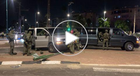 جماعات يهودية متطرفة تعتدي على العرب في المدن المختلطة .. ومواطن يهودي مصاب بجراح حرجة في عكا