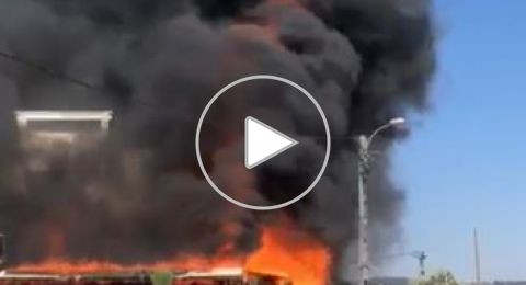 طرعان: حرق منازل ردًا على مقتل الفتى سند دحلة