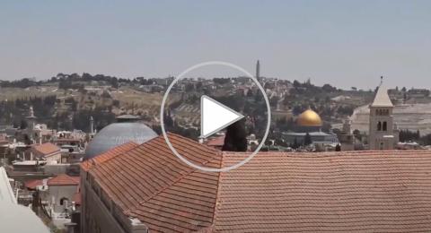 رجال دين في القدس يدعون إلى التهدئة: ليست مدينة ككل المدن