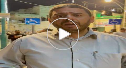 مواجهات عنيفة مستمرة في مدينة اللد واعتداء على المساجد