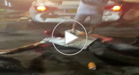 اعتداء وحشي في بات يام
