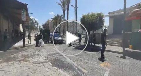 عكا: حملة تتنظيف بمشاركة واسعة واعادة اجواء الفرح للمدينة