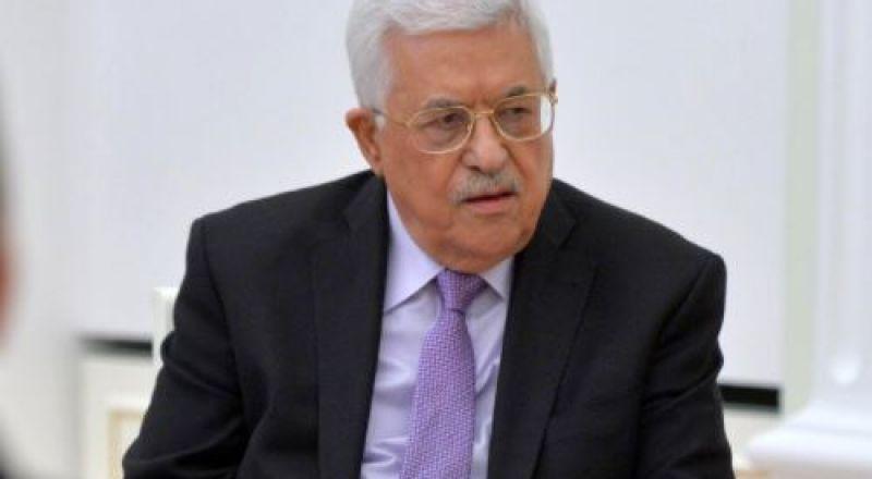 عباس يتلقى اتصالا من وزير الخارجية الأمريكية