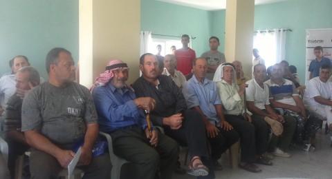 جمعية عنوان العامل : انتهاك حقوق العمال الفلسطينيين في دير بلوط