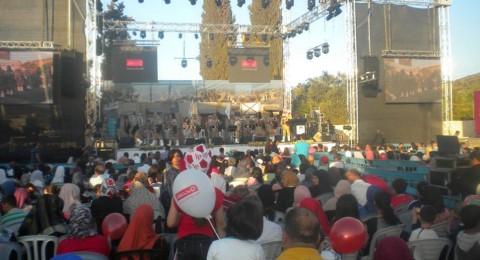 انطلاق فعاليات مهرجان ايام جفناوية