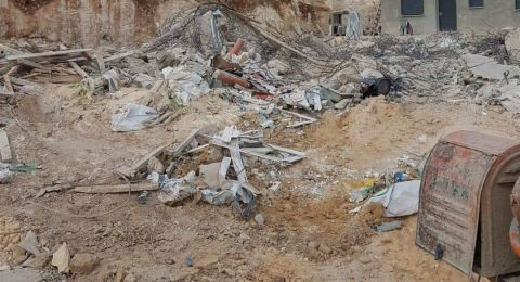 إسرائيل تقرر هدم ما يزيد على 100 شقة في صور باهر