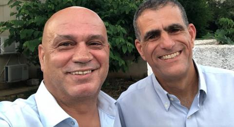 فريج وراز يتنافسان معاً: رئيسان مشتركان لحزب