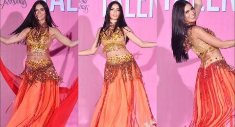 شاهد.. ملكة جمال الفلبين من أصول فلسطينية