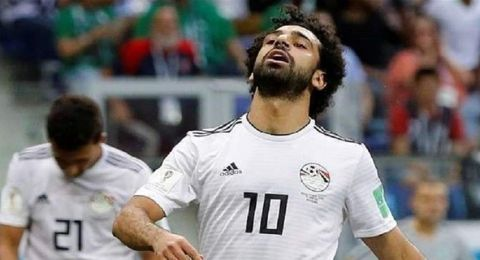 احتمال غياب الفرعون صلاح عن مباراة مصر القادمة