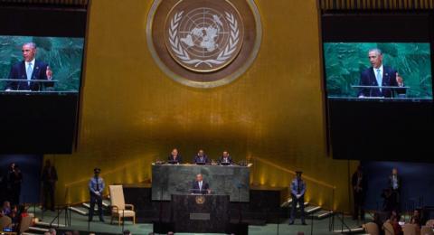 الامم المتحدة: لا بديل لحل الدولتين ولا توجد خطة بديلة