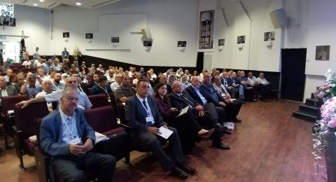 افتتاح مهيب لمؤتمر القدرات البشرية الثالث في الطيبة اليوم