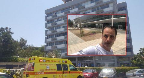 حيفا: ضحية حادث العمل هو رامي أيوب (43) عامًا