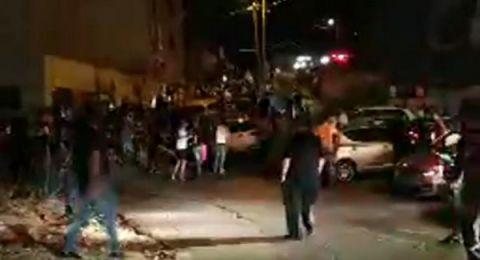 اصابتان في  اشتباك مسلح بين الجيش ورجال امن في نابلس