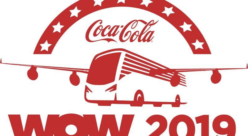 كوكا كولا تطلق مشروع التطوع الضخم للشبيبة في جيل 16 - 18 عاما: Coca-Cola Wow 2019