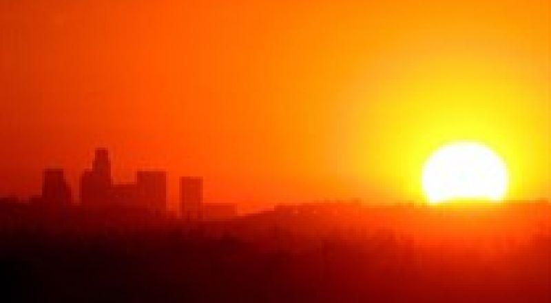 حالة الطقس:ارتفاع على الحرارة