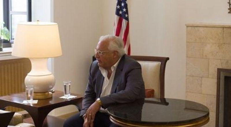 الخارجية الفلسطينية: ندرس تقديم شكوى ضد فريدمان لدى الجنائية الدولية