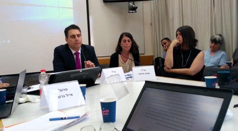 بحث أكاديمي للمحامي قيس ناصر عن حق الصحة للفلسطينيين في غزة