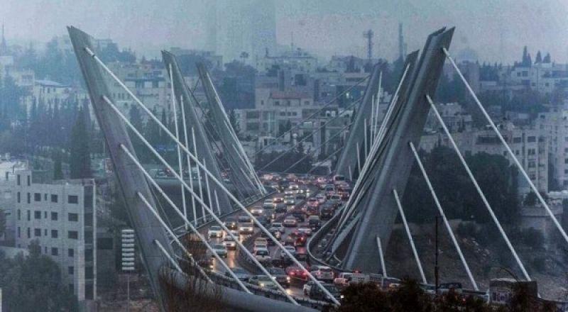 انتحار فتاة عن جسر عبدون في العاصمة الأردنية عمان