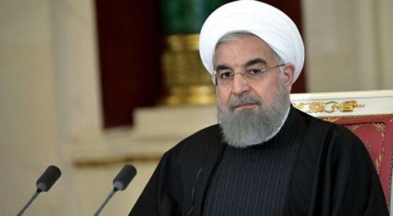 روحاني: لن نكون من يبدأ الحرب مع واشنطن لكننا سنرد بحزم ضد أي اعتداء
