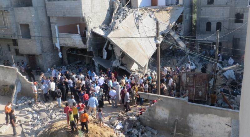 دراسة تكشف أن نصف الإسرائيليين يفضّلون رفع الحصار عن قطاع غزة