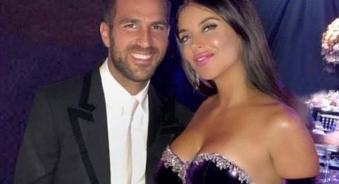 زوجة فابريغاس اللبنانية تروّج لكليب اليسا الجديد!