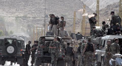 الجيش اللبناني يقتل إرهابيين اثنين في عرسال