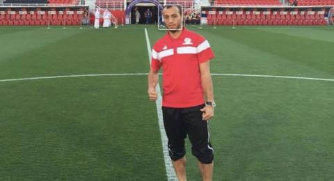 بعد تركه لشباب الخليل، احمد ابو نهيا ينضم لكادر هلال القدس