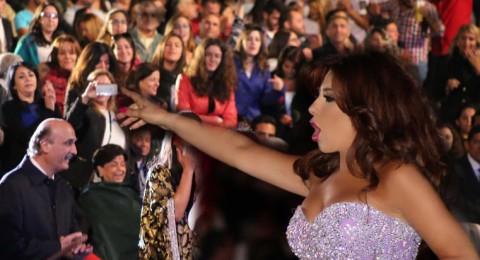 شمس الأغنية اللبنانية تشعل مهرجان الأرز