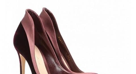 موضة 2016: أحذية أنيقة من المخمل السويدي