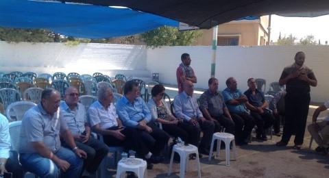 برنامج مشترك لحماية العمال الفلسطينيين في إسرائيل