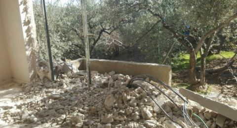 السُلطات الإسرائيلية تجبر مواطنًا مقدسيًا على هدم بيته في سلوان