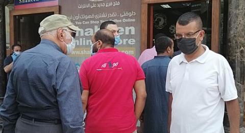مصر: 26 حالة وفاة و174 إصابة جديدة بفيروس كورونا