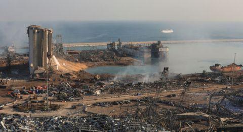 قبل الانفجار: قادة لبنانيون حذروا عون من وجود متفجرات في الميناء
