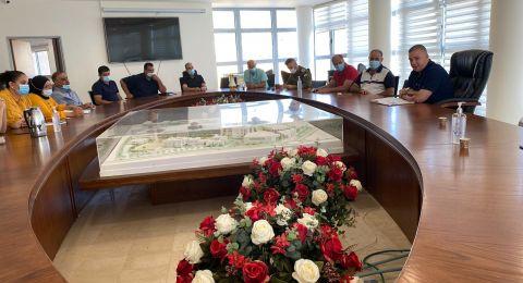 بلدية سخنين: اجتماع للجنة الطوارئ صباح اليوم، بسبب ارتفاع عدد المصابين بالكورونا